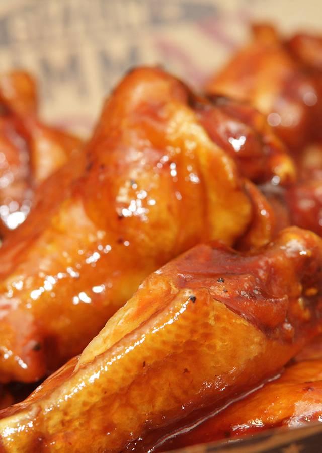 Bone-In Chicken Wings