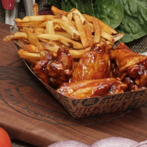 Bone-In Chicken Combo