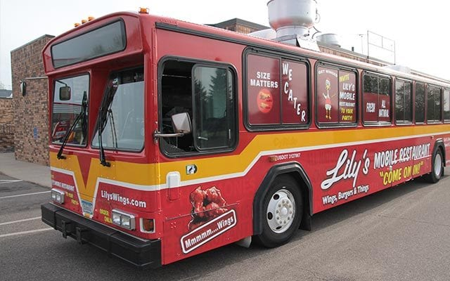 Lily's Wings Mobile Restaurant