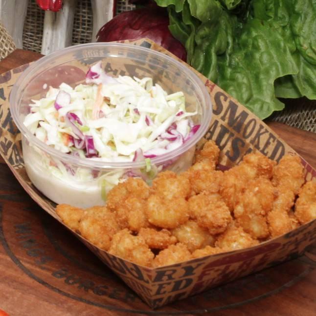 Popcorn Shrimp Combo