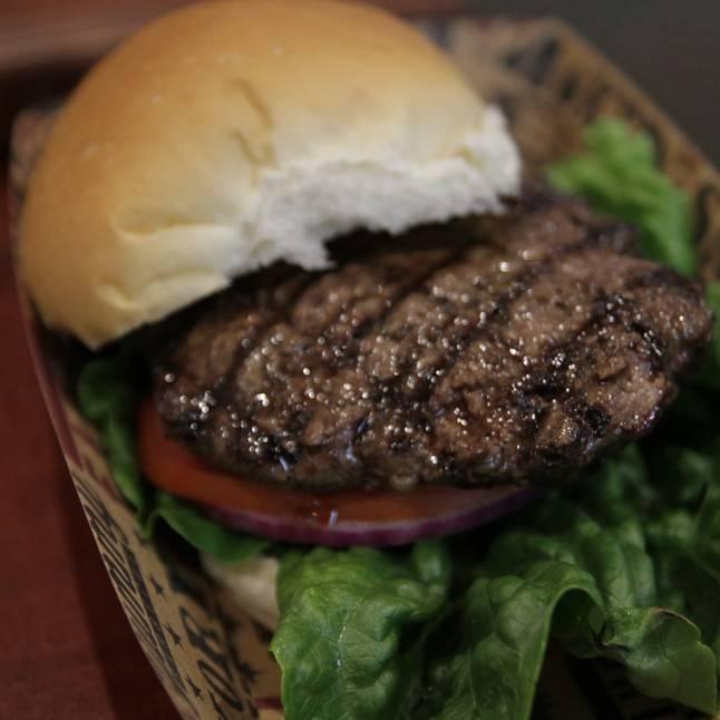 Prime Angus Burger