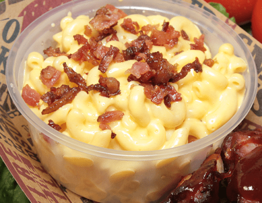 Mac-N-Cheese Bacon