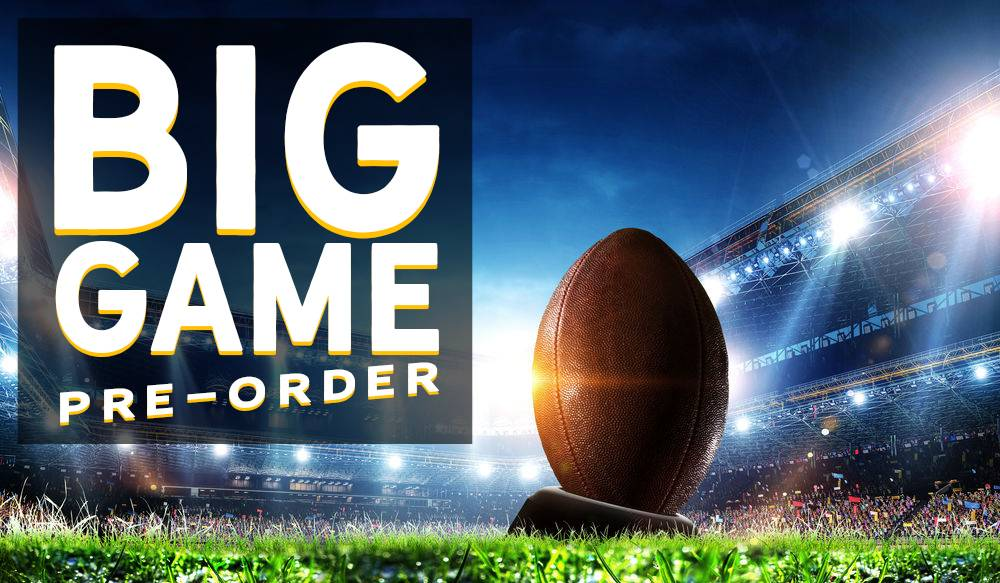 Big Game Wings & Burgers